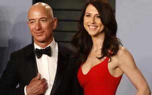 Mackenzie et Jeff Bezos, le divorce du couple le plus riche du monde