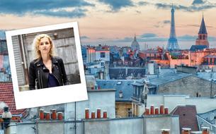 Paris dans les pas de Delphine de Vigan