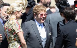 Sir Elton John s'exprime (enfin) sur le mariage de Meghan Markle et du prince Harry
