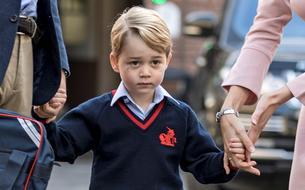 Voici pourquoi on ne verra pas de photo de la rentrée du prince George