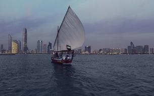 Abu Dhabi Capitale vibrante, destination cosmopolite