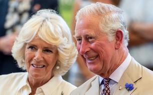Après treize ans de mariage, le prince Charles et Camilla,
