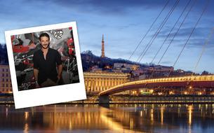 Lyon dans les pas de Vincent Dedienne