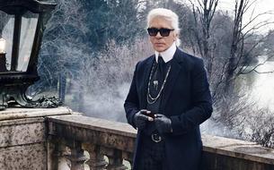 Karl Lagerfeld, une vie au service de la mode