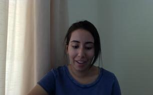 En vidéo : Latifa, princesse émiratie disparue depuis 2018, dit être prise en