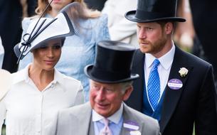 Le prince Charles, un soutien indéfectible de Meghan et Harry