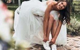 Et si, en 2019, on se mariait en sneakers?