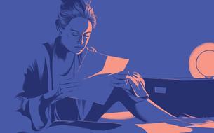Jeunes avocates au bord de la crise de nerfs