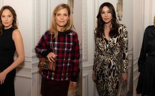 Marion Cotillard, Léa Seydoux, Marina Foïs... Les stars célèbrent le septième art avec