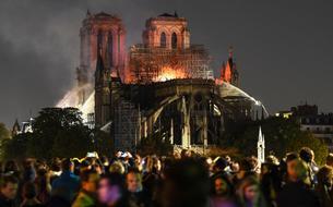 Incendie à Notre-Dame de Paris : la famille Pinault annonce un don de 100 millions d'euros
