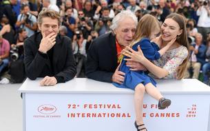 Palme de la mignonnerie : la fille d'Abel Ferrara fait fondre les photographes de Cannes