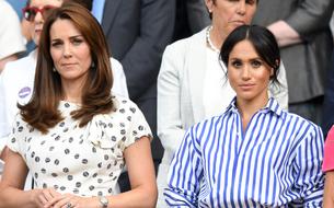 Kate Middleton et Meghan Markle, doublé de duchesses à Wimbledon pour la finale dames