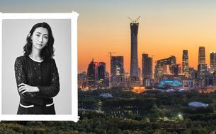 Pékin dans les pas de Liu Feifei