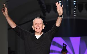 Jean Paul Gaultier a présenté son dernier défilé hier soir