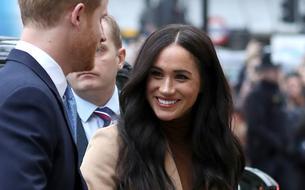 Meghan Markle est repartie au Canada, laissant Harry à Londres