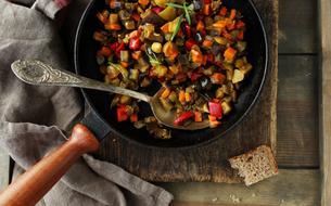 L'art de préparer une vraie ratatouille provençale