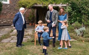 Le prince William et Kate Middleton partagent (enfin) de nouvelles photos de leurs trois enfants