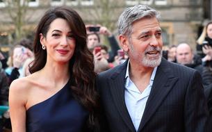 Invités du mariage des Sussex, Amal et George Clooney ne connaissaient pas Meghan ni Harry