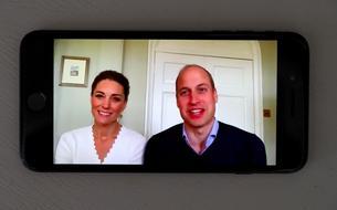 Kate Middleton et le prince William dévoilent un aperçu de la décoration de leur maison