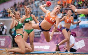 En Norvège, l'équipe féminine de beach handball ne veut plus porter de bikini