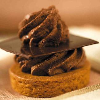 Palet Breton aux deux chocolats