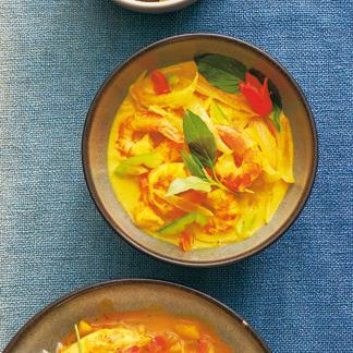 Crevettes thaïes