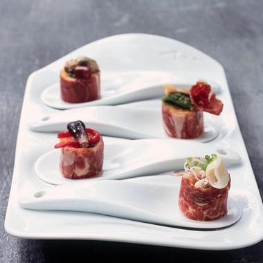 Sushi espagnol façon paëlla