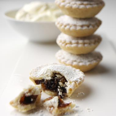 Mince Pies, petit gâteaux anglais aux fruits secs