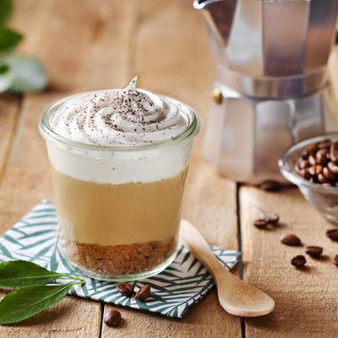 Café liégeois sans lactose