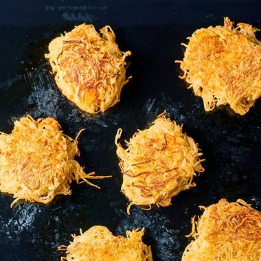 Galette de pommes de terre