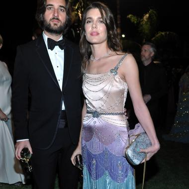 Getty Images Charlotte Casiraghi et Dimitri Rassam, l\u0027album photo