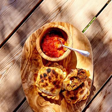 Empanadas au bœuf épicé