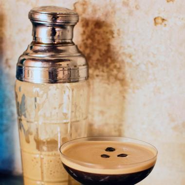 Café frappé Shakerato