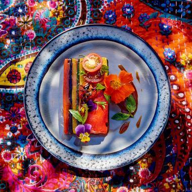 Pressé de légumes de Provence