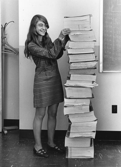 Sans Margaret Hamilton, l'homme n'aurait pas marché sur la Lune