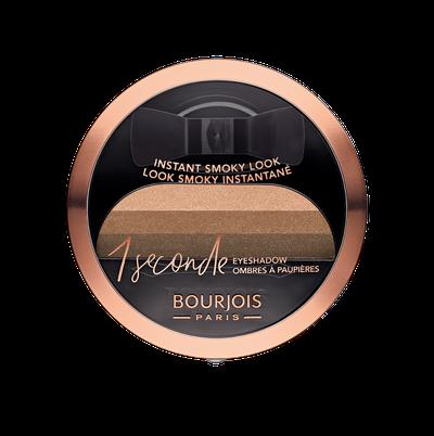 1 Seconde Eyeshadow de Bourjois : le smoky sans faute
