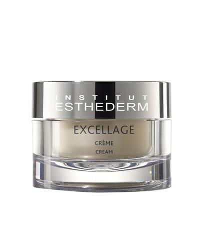 Excellage Crème, Institut Esthederm : la crème communiquante