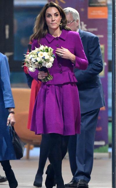 Kate Middleton prend le train (presque) incognito à Norwich