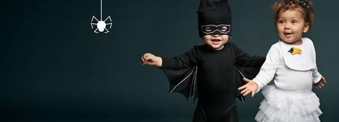 Halloween : des déguisements féeriques pour les enfants