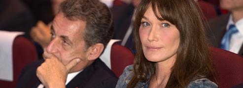 Carla Bruni réagit à la défaite de Nicolas Sarkozy