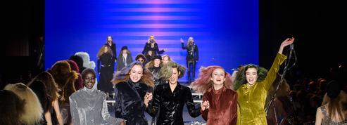 Défilé Sonia Rykiel automne-hiver 2018-2019 : y'a de la joie !