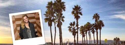 Los Angeles dans les pas de Toni Garrn