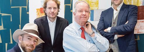 Design : entretien avec Patrick Frey, PDG de la maison Pierre Frey, et ses fils