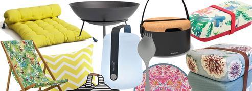 Vaisselle, accessoires, déco... 25 idées pour un pique-nique réussi