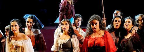Carmen, un air de liberté