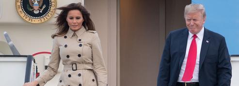 L'arrivée de Melania Trump en Belgique relance les rumeurs sur l'emploi d'un sosie de la First Lady