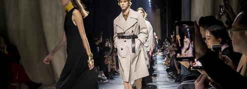 Défilé Givenchy : le nouveau féminin