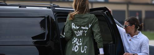 L'obscur message sur la veste de Melania Trump s'adressait directement à Ivanka