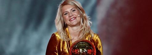 Ada Hegerberg, premier Ballon d'Or féminin de l'histoire