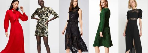 Quinze robes de fêtes à moins de 70 euros
